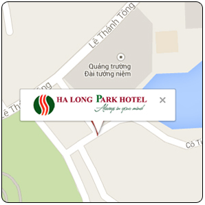ban do ha long park hotel